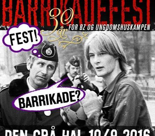 Barrikadefest